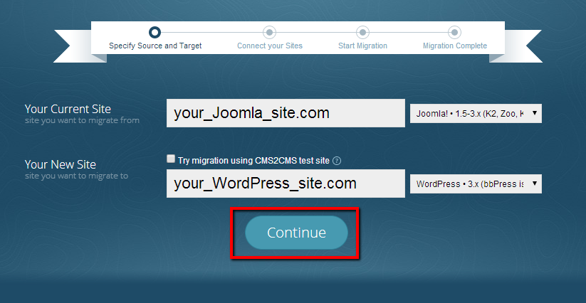 how to download and upload wordpress website to host