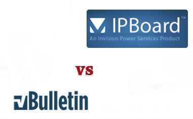 IP.Board vs vBulletin