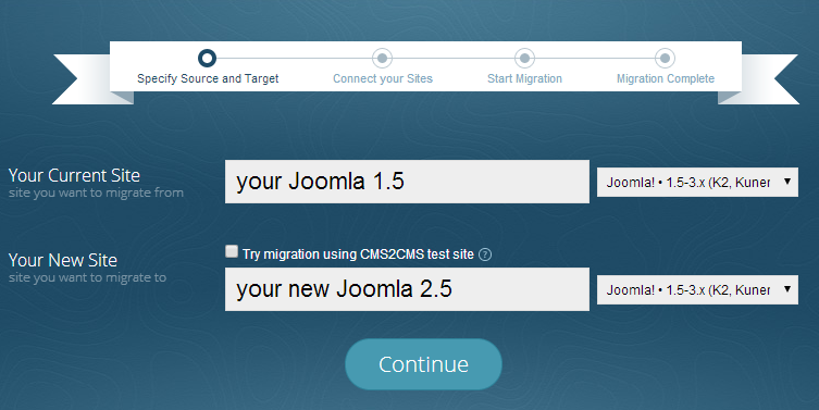 upgrade_joomla_1.5_to_2.5_type_website_url