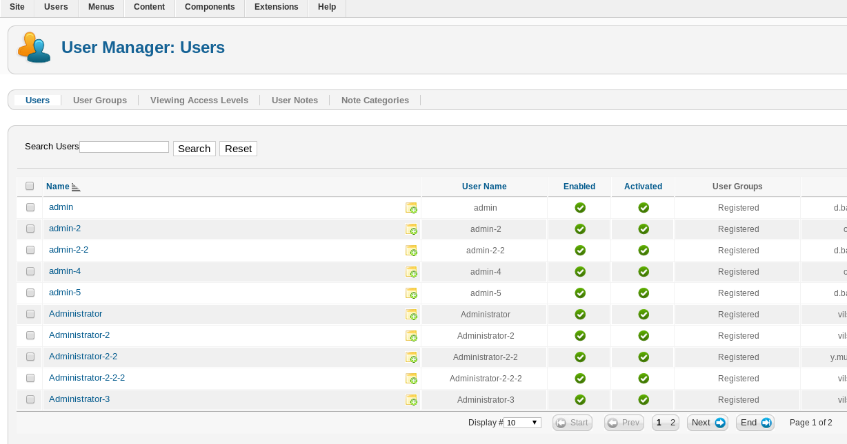 joomla_entities